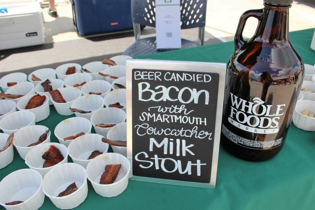 beer bacon
